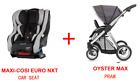 Mother's Choice Avoro Car Seat & Classic Cot & Mattress &Pram Stroller  Package