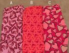 New Lularoe Tc Valentine's Day Heart Leggings Cupid Love Hearts