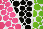 Vinyl Polka Dots. Decals stickers Many quantity and color op