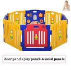 Safety Baby Kid Kids Play Garden Fence Yard Safe Room Soft Barrier Plastic NEW