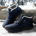 Men's Winter High-top Snow Boots Warm Outdoor Sports Casual With velvet Shoes