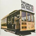 Thelonious Monk - Alone In San Francisco (Vinyl Used Like New)