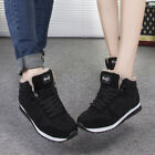 Men's Winter Warm Short Snow Boots Plush Thicken Outdoor Work Casual Comfy Shoes