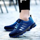 Mens Athletic Training Shoes Outdoor Sneakers Running Sports Casual Breathable