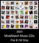 Jazz(14) - Mix&Match Music CDs U Pick *NO CASE DISC ONLY*
