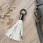 USB Cable Tassel Leather KeychainSafe Fast Charging Data Transfering 2 in 1 New