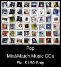 Pop(46) - Mix&Match Music CDs U Pick *NO CASE DISC ONLY*