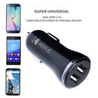 Two Port USB in Car Charger for Phone 12V 2.4A Auto Cigarette lighter Adaptor