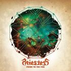 Priestess - Prior To The Fire (CD Used Like New) Deluxe ED.