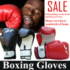 OUTAD Boxing Gloves Bag Focus Mitt Combo Kit Black Red Adult Men Women AU SW