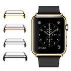 38mm 42mm Electroplate Hard Cover Case Screen Protector for Watch iWatch Pip FO