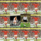FKS Soccer Stars In Action 1969-70 football stickers MANCHESTER UNITED - Various