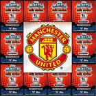 MATCH ATTAX 2014 2015 football cards Manchester United – Various