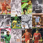 TOPICAL Times Football Annual A4 retro picture poster Liverpool - VARIOUS