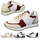 WOMENS SHOES LADIES TRAINERS SNEAKERS FASHION FITNESS GYM RUNNING FLATS SIZE NEW