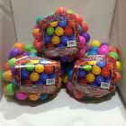 KIDS CHILDRENS PLASTIC PLAY BALLS FOR PITS, PEN, POOL MULTICOLOURED TOY SOFT