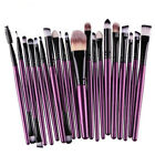 20tlg Pinselset Makeup Brush Set Kosmetik