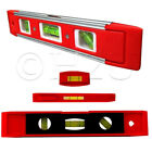 MAGNETIC SPIRIT LEVELS LEVEL TORPEDO LIGHTWEIGHT SMALL BRICK LINE BOAT COMPACT