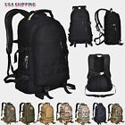 35L Molle Bag Army Tactical Backpack Military Trekking Rucksack Hiking Camping