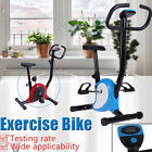 Home Indoor Aerobic Exercise Bike Bicycle Cycling Cardio Fitness Gym Trainer USA