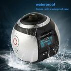 WIFI 4K 360 Full HD Ultra Panoramic Sport Camera Action Dash Cam VR Camera TO