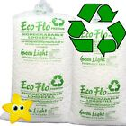 1.5, 3, 5,10,15, 30, 45, 60, 75 CUBIC FOOT LOOSE FILL PACKING PEANUTS TOPQUALITY