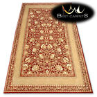 "TRADITIONAL AGNELLA RUGS claret flowers ""STANDARD"" modern designs carpet"