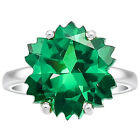 Green Tourmaline 925 Sterling Silver Ring Jewelry DGR1084_G