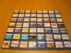 Nintendo DS Games - Over 200 Titles - Select From List