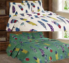 3 Piece Dream Catcher Quilt Set Western Bedspread Comforter Style Bedding Set image