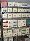 INVENTORY CLEARANCE (1) BOX OF 18 YANKEE CANDLE VOTIVES SAMPLER U PICK
