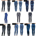 Women Plus Size Jegging Fleece Line M-2X Legging GYM Yoga Workout Soft Pant