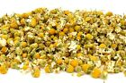 CHAMOMILE DRIED FLOWERS HERBAL LOOSE LEAF TEA HIGHEST QUALITY, FAST AND FREE P&P