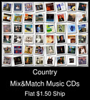 Country(1) - Mix&Match Music CDs U Pick *NO CASE DISC ONLY*