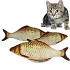 Cat Favor Fish Dog Toy plush Stuffed Fish Fish Shape Cat Toys catnip Scratch