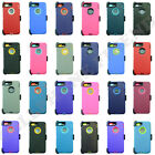 For Apple iPhone 7 Case Cover w/(Belt Clip Holster fits Otterbox Defender)