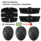 Ultimate ABS Stimulator Spartan Mart Style Abdominal Muscle Exerciser AB & Arms