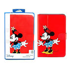 Disney Mickey Mouse Minnie Mouse Tablet Folio Case For Verizon Ellipsis 8