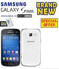 Brand New Samsung Galaxy S Trend-2 Duos Gt-7562i Dual Sim Unlocked Android Phone