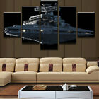 Star Wars Spacecraft Imperial Battleship Painting Canvas Print Art Home Decor $163.95 USD on eBay