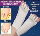 Therapeutic 5-Toe Separator Foot Bunion Alignment Therapy Pain Relief Yoga Socks