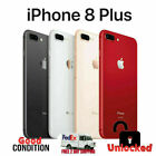 NEW Apple iPhone 8 Plus A1897, Unlocked 256GB Space Gray Gold Red Silver