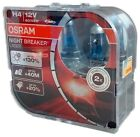 Osram NIGHT BREAKER LASER 130% H4 H7 Blister Duo Nightbreaker Laser Lampen