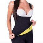 Hot Sweat Sauna Body Shaper Women Slimming Vest Thermo Weight Loss Waist Trainer