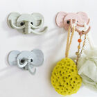 Elephant Home Storage Organizer Hook Key Hanger Kitchen Bathroom Accessories