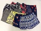 J. Crew Factory 3 Inch Board Walk Pull On Shorts NWOT Size 2