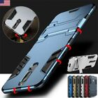 Shockproof Hybrid Armor Kickstand Case Cover For Huawei Mate 10 Lite Pro...