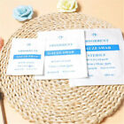 5/10 Packets White Medical Cotton Gauze Swabs First Aid Pads Absorbent 3 Sizes