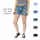 GRADE A LEVIS VINTAGE WOMENS LOW RISE DENIM SHORTS SIZE 6 8 10 12 14 16 18
