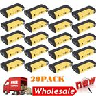 58800mAh Portable Car Starter Booster Battery Charger Power Bank 1-100 LOT US FA